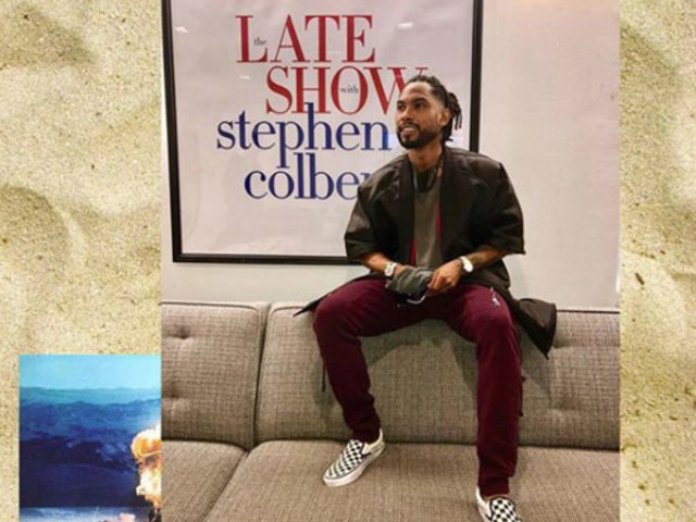 """Miguel Announces Fourth Album, Performs """"Come Through & Chill"""" On 'Colbert'"""