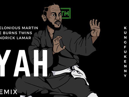 "Thelonious Martin Remixes Kendrick Lamar's ""YAH"""