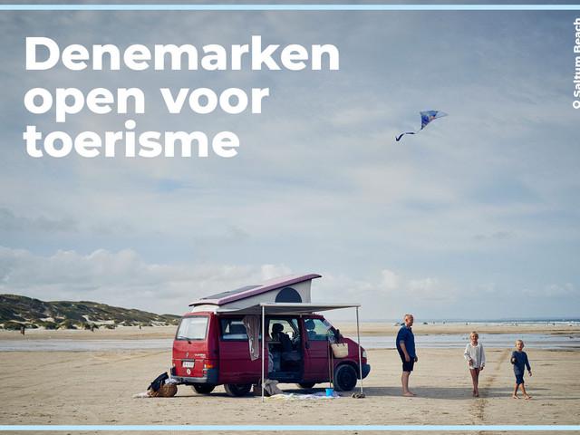 Denemarken doet de deur open
