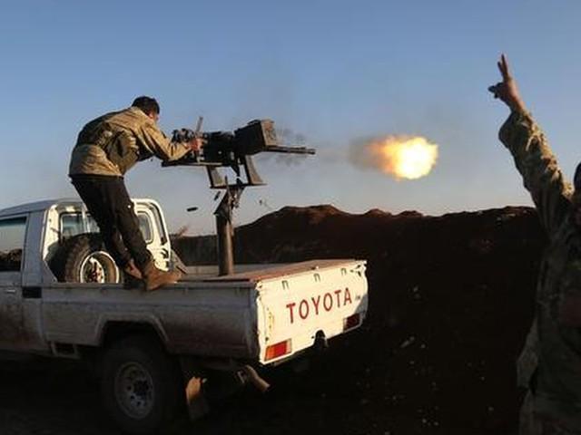 Turkije: ruim 100 doelen Koerden getroffen
