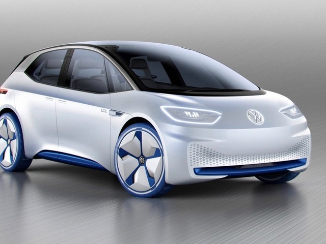 VW I.D. electric hatchback will stay true to the concept