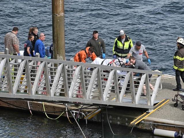 Vijf doden na crash tussen twee watervliegtuigjes in Alaska