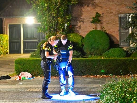 Man gewond bij schietpartij in Valkenswaard, daders gevlucht op motor