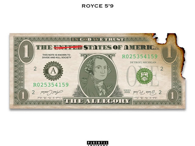 Royce 5'9 Reveals 'The Allegory' Tracklist, Release Date