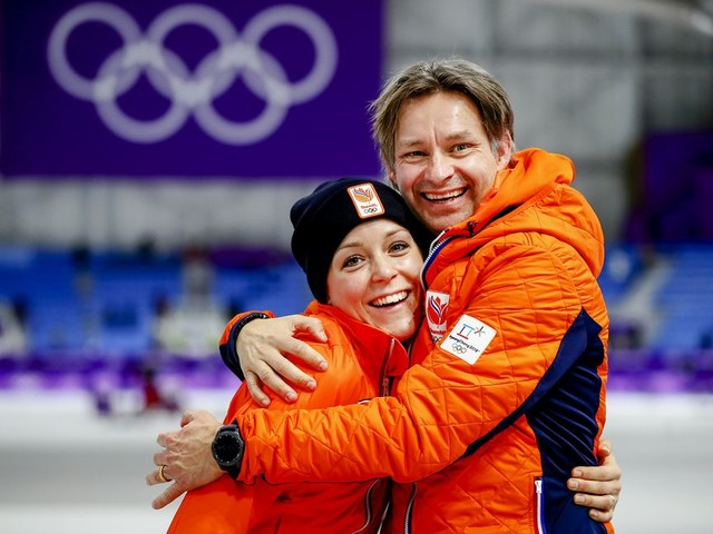 De les van Pyeongchang: blijf een schaatsmedaille speciaal vinden