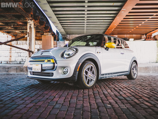 Video: CarWow tests the MINI Cooper SE range to the absolute limit
