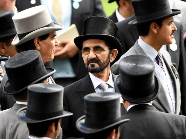 Het imago van de emir van Dubai brokkelt langzaam af