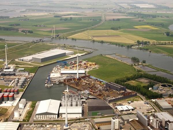 Project Zuiderzeehaven Kampen wegens succes beëindigd
