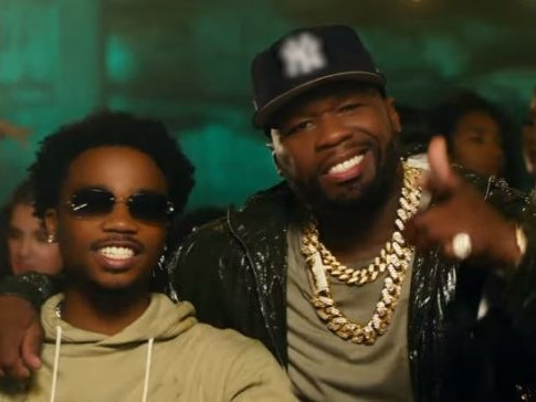 "Pop Smoke ""The Woo"" Video (Feat. 50 Cent & Roddy Ricch)"