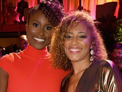 Where's Tiffany? Fans Notice Amanda Seales' 'Insecure' Emmy Party Absence — Was She Snubbed AGAIN?