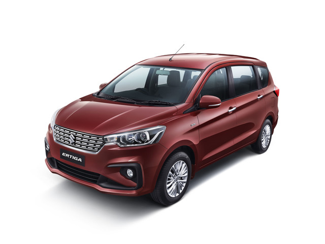 Upcoming Maruti EV To Be Based On Ertiga
