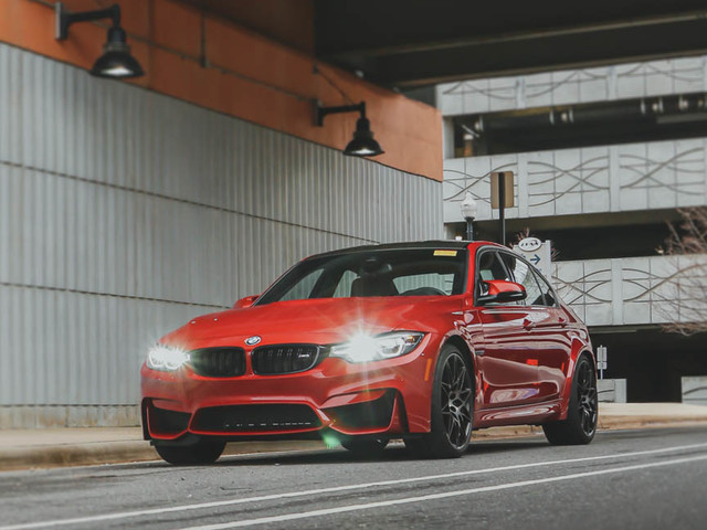 Low-Mileage F80 BMW M3 Competition Package for Sale at Hendricks BMW