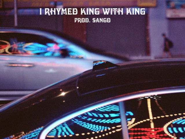 """Dave B & Sango Connect For """"I Rhymed King with King"""""""