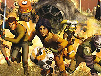 Kevin Kiner's Soundtrack To Star Wars Rebels Is The Oxygen To The Show