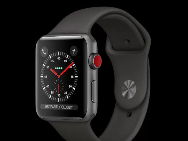 'Apple verklapt komst Apple Watch Series 3 met mobiel netwerk in iOS 11'