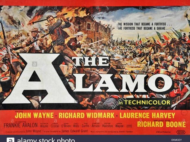 Pulverfass USA #Capitol #Trump #Biden #Informationskrieg #Alamo #Texas
