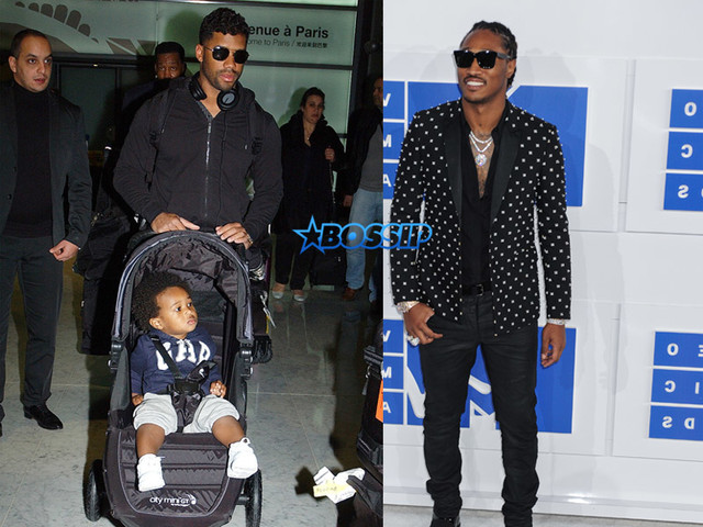 He's The Future: Ciara Post Video Of Russell Wilson Training Future's Son… [Video]