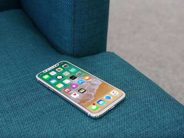 'iPhone 8 gebruikt powerknop om Siri op te roepen'
