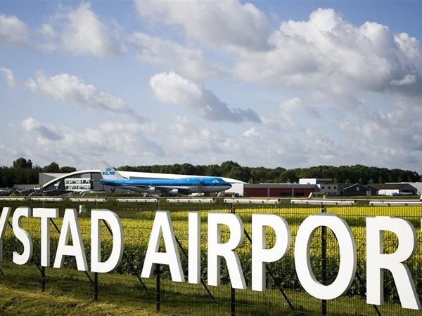Recron houdt enquête onder ondernemers over impact Lelystad Airport