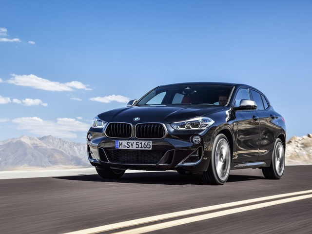 BMW X2 will become the 7th BMW model produced in China