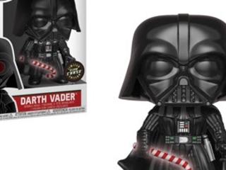 Coming Soon: Pop! Star Wars - Holiday!