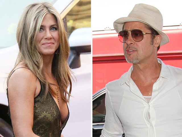 """Report: Jennifer Aniston And Brad Pitt Reunion Unlikely, They're """"Totally Different People"""" Now"""