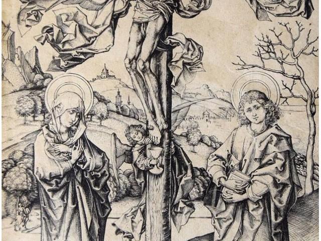 Zo indringend zien we de kruisiging van Christus maar zelden