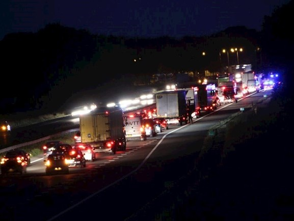 Meerdere ongelukken op A1 bij Deventer: files inmiddels opgelost
