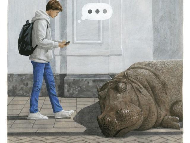 Praktische poëzie: wat je moet doen als je over een nijlpaard struikelt