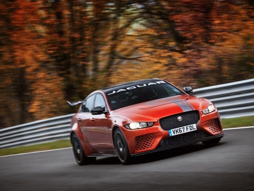 M3-Fighting Jaguar XE SVR off the Table; Project 8 Will Be the Only V-8 XE