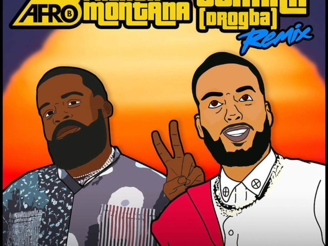 "French Montana Blesses Afro B's ""Joanna (Drogba)"" with a New Verse"