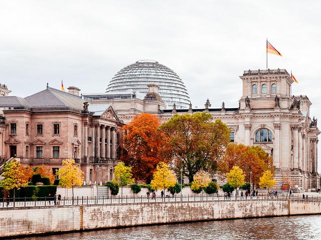 Fotoserie: Liefde voor Berlijnse herfstkleuren