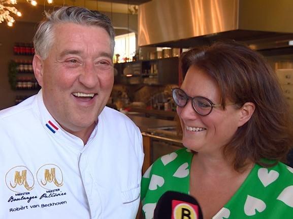 Heel Holland Bakt-ster Robèrt van Beckhoven verkoopt vanaf nu ook ijs