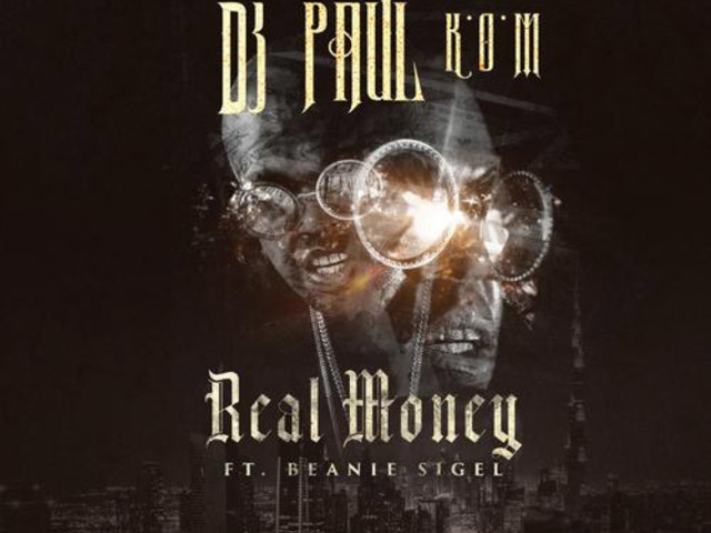 "DJ Paul & Beanie Sigel Connect on ""Real Money"""