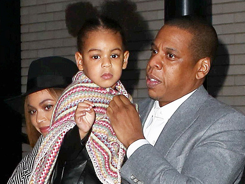MUST-SEE VIDEO - Blue Ivy Is The Star Of The Show At Dance Recital