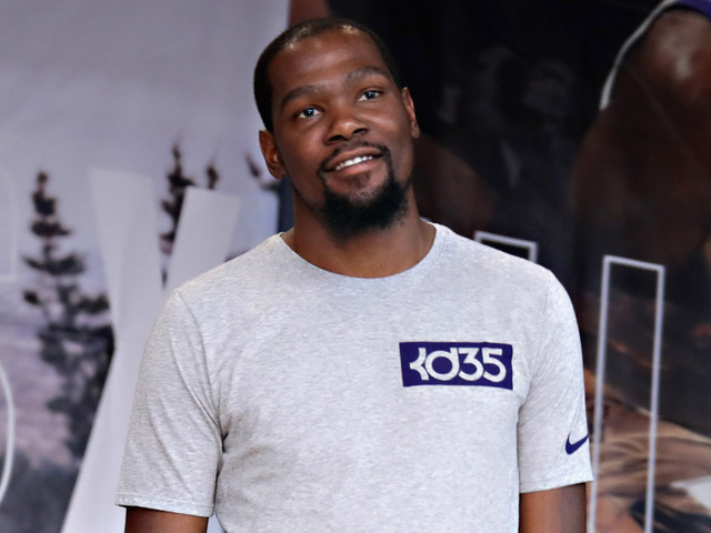 """A Teacher Told Students, """"Don't Be A Kevin Durant"""" And Kevin Durant Is Fed Up"""