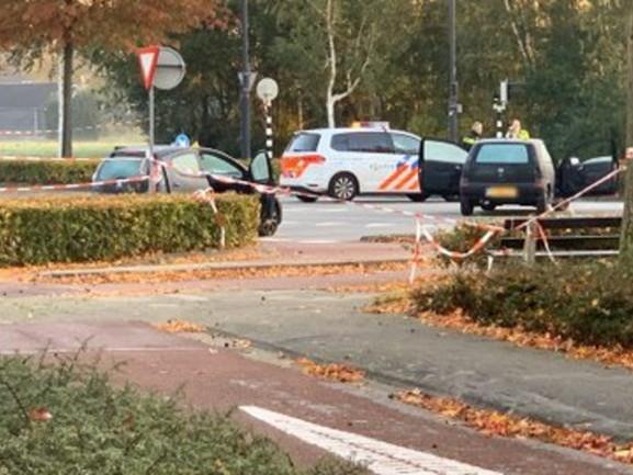 Omwonenden schrikken van reeks schoten in Veldhoven: 'Het leek wel het Wilde Westen'