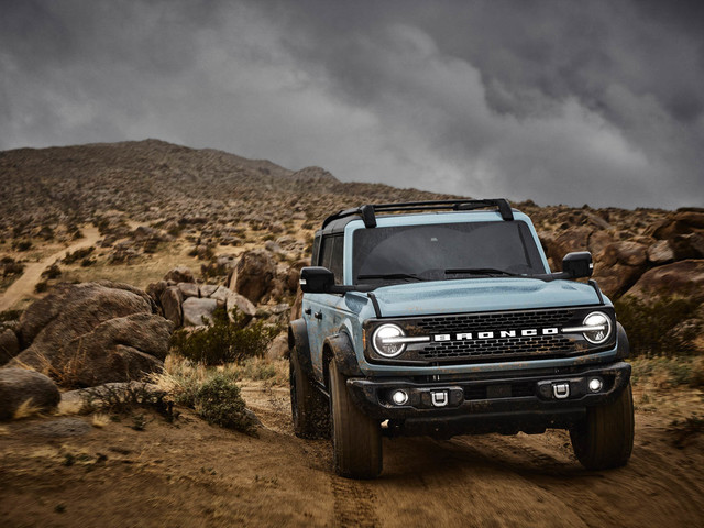 The New Ford Bronco is Cooler Than We Expected