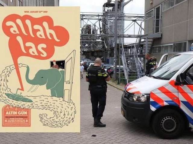 Terreurverdachte Rotterdam komt vrij