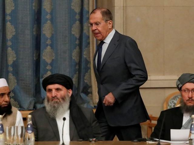 Rusland is terug in de 'Great Game' om Afghanistan, tot grote bezorgdheid van de VS