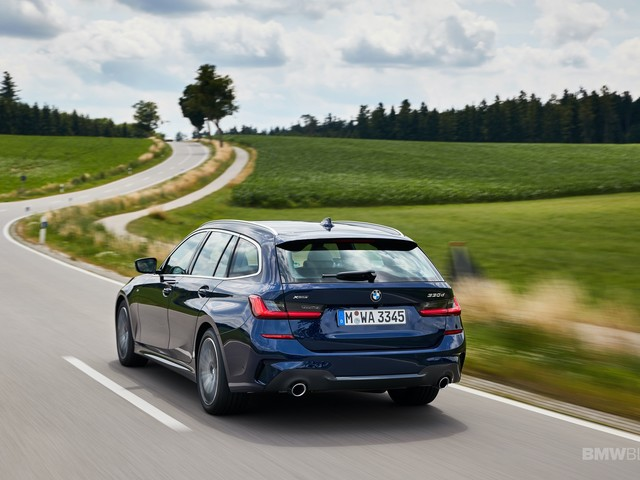 FIRST DRIVE: 2019 BMW 3 Series Touring – The Ultimate Wagon