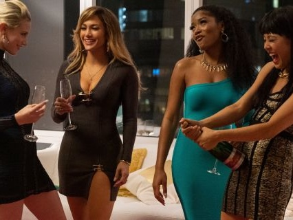 "Take Our Money! J. Lo, Cardi B, Lizzo, Keke Palmer & Constance Wu Act Up In P-Poppingly Delicious ""Hustlers"" Trailer"