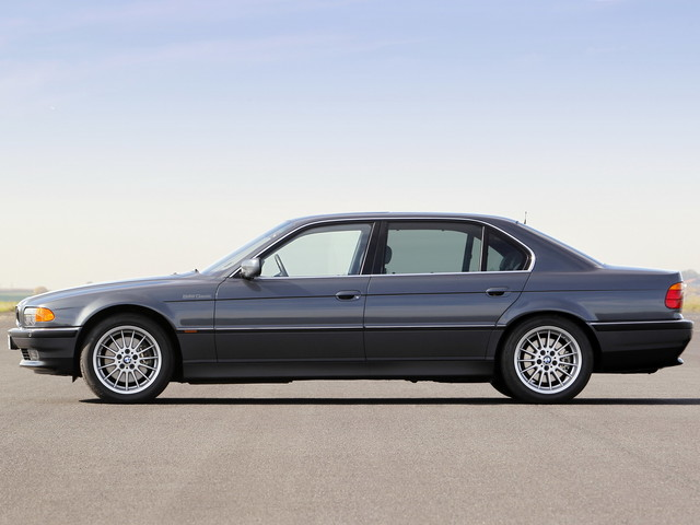 Is This E39 M5-Swapped E38 BMW 7 Series the Perfect BMW?