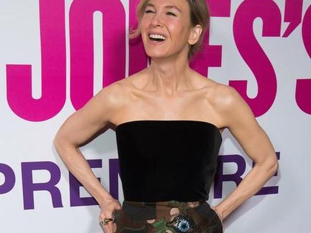 Renee Zellweger ontkent seks voor succes met Weinstein