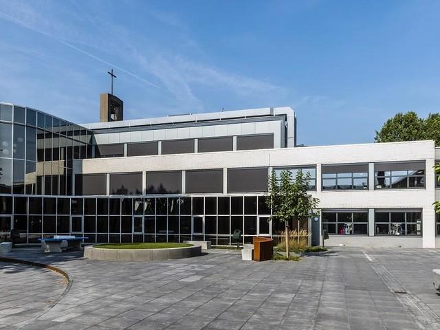 Marianum College na de renovatie: grotere lokalen, gezonder en comfortabeler binnenklimaat