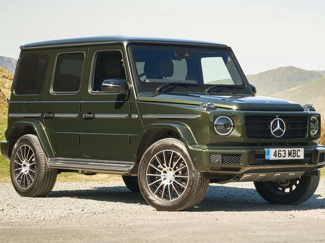 Mercedes G350d Launched, Priced From Rs. 1.50 Crore
