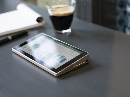Ockel Sirius A (Pro) Portable kantoor voor mobiele werkers