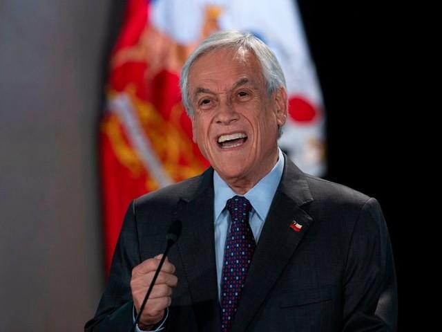 De president van Chili geeft het nu ook toe: mensenrechten zijn geschonden in zijn land