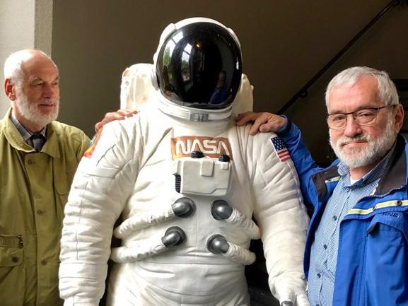 Eerste stap op de maan wordt dit weekend opnieuw gezet in Oudenbosch