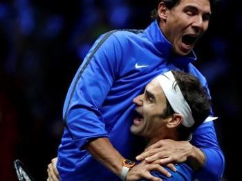 'Federer en Nadal moeten in actie komen'